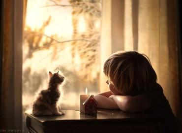Kas būna, kai vaikas patenka į Dangų?