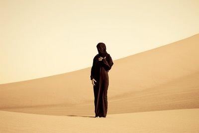 Dykumos motinos Saros posakis apie moterį (V a.)
