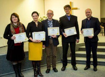Evangelinio Biblijos instituto diplomų įteikimo šventė