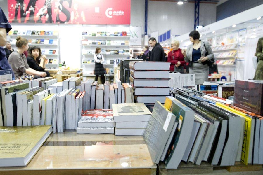 Diskusija Tarptautinėje Vilniaus knygų mugėje