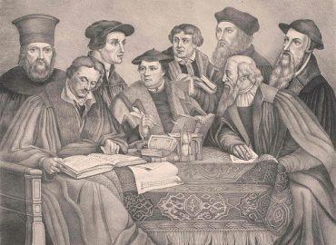 Ką man reiškia Reformacija, arba penki reformatorių postulatai