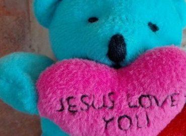 Dievas yra meilė