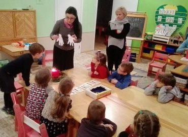 Edukacinė pamoka vaikams